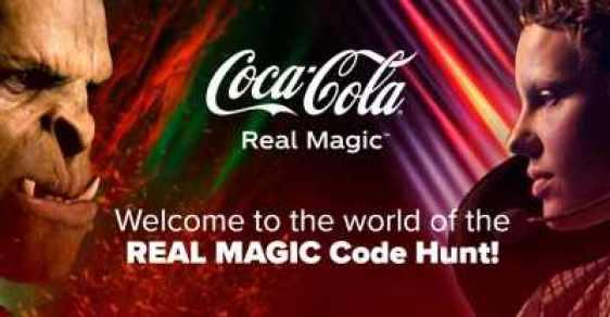 Coca-Cola-Real-Magic-Sweepstakes