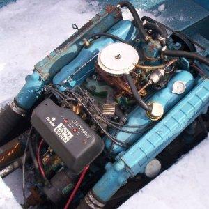 scheepsmotor