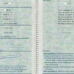 klein vaarbewijs