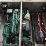 Storing turbo/compressor