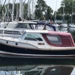 Transport motorboot 7 meter/ 2300 kg van Nederland naar Croatie