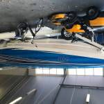Transport 36 voet Cigarette naar Kroatie en 6 wkn later retour