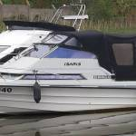 Transport Speedcruiser Drace 2500 tc Gent - Brielle
