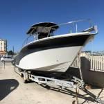 Transport Seafox 256CC Spanje naar Nederland