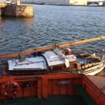 noorse volkboot 7.5x2.2x1.5    2.7ton van antwerpen linkeroever naar itegem heist op de belgien