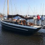 Reparatieloods voor klassiek zeilschip 10.50 lang winterseizoen 20-21, in de omgeving van Leiden. Zelfwerkzaamheden toegestaan