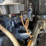 Vervangen dynamo Ford watermota diesel