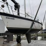 Transport zeilboot 7,60m Noordschans-Zeewolde/Nulde