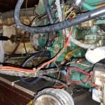 Motor diesel slang reparatie