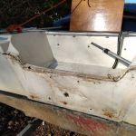 reparatie spiegel speedbootje