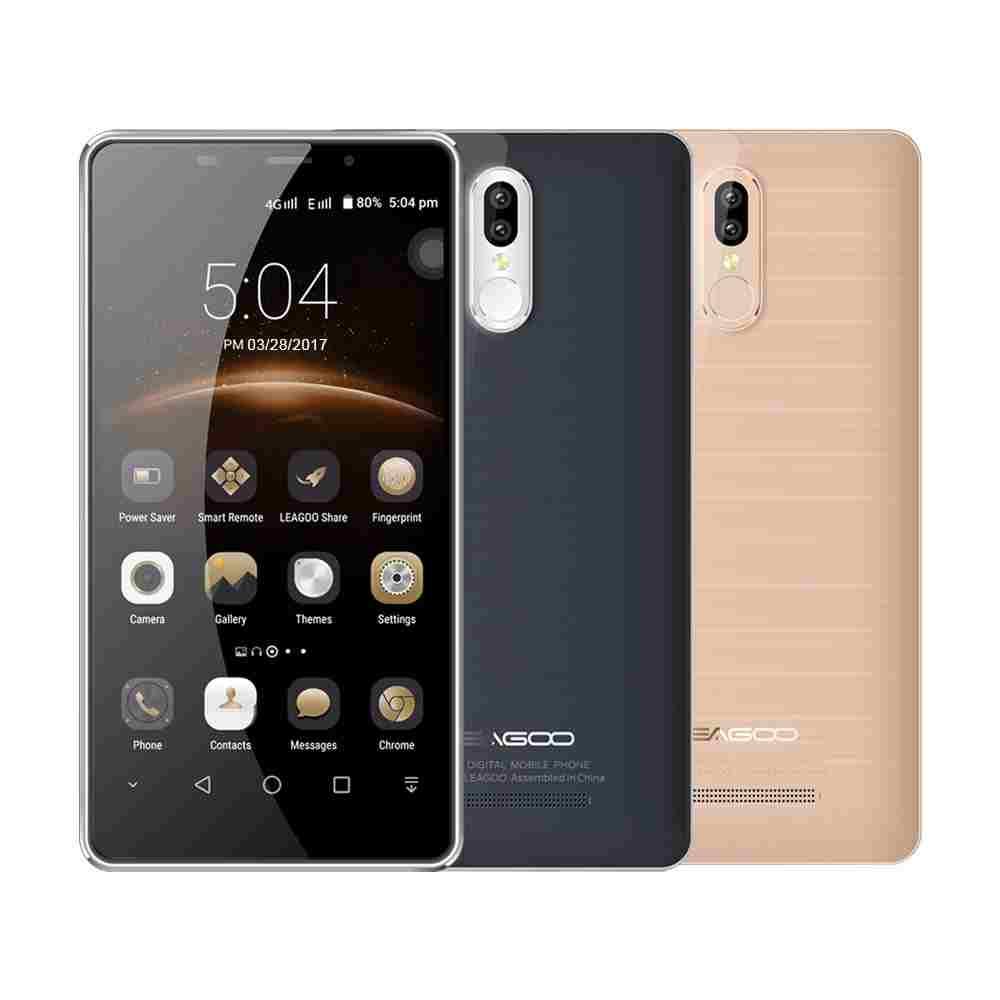 offertehitech-Leagoo M8 Pro 5.7'' Dopiia Fotocamera Posteriore Impronta Digitale 2GB RAM 16GB ROM MT6737 Quad-Core 4G Smartphone