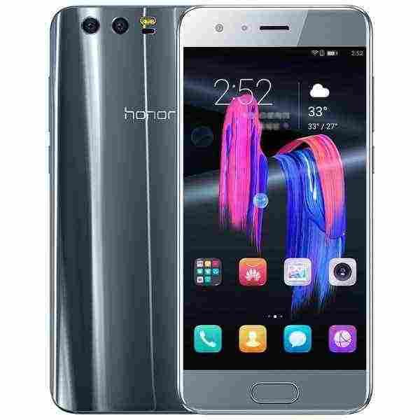 offertehitech-HUAWEI Honor 9 5.15 pollici Doppia Fotocamera Posteriore 6GB RAM 128 GB ROM Kirin 960 Octa core 4G Smartphone