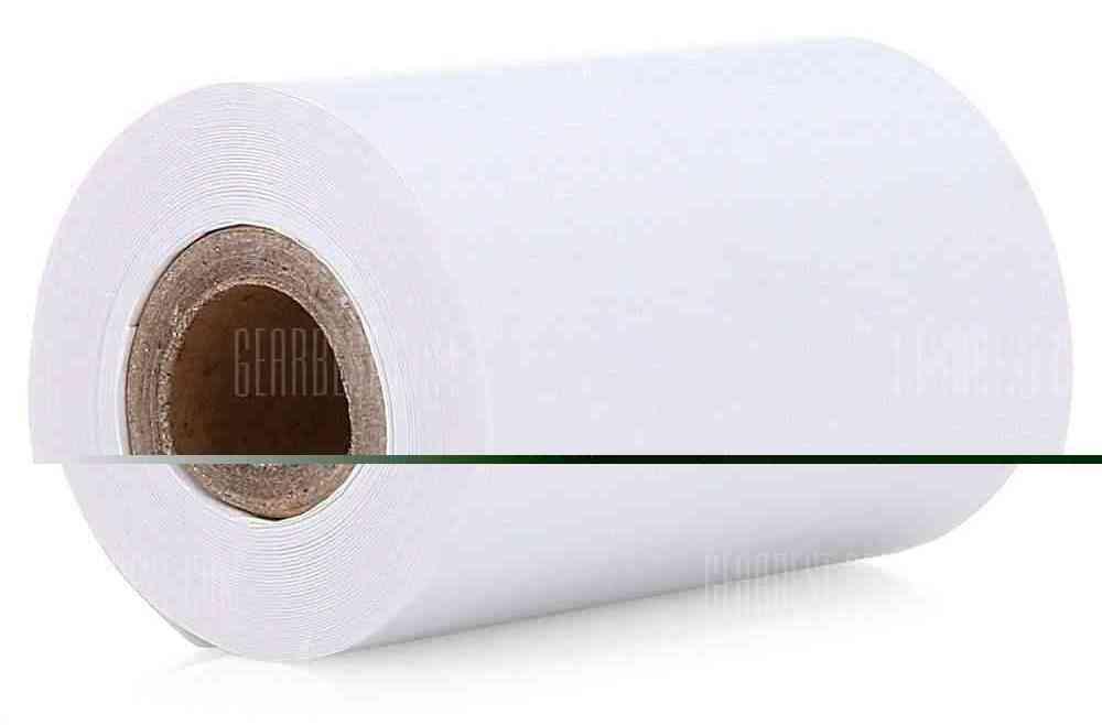 offertehitech-gearbest-2PCS Thermal Printing Paper 57 x 50mm