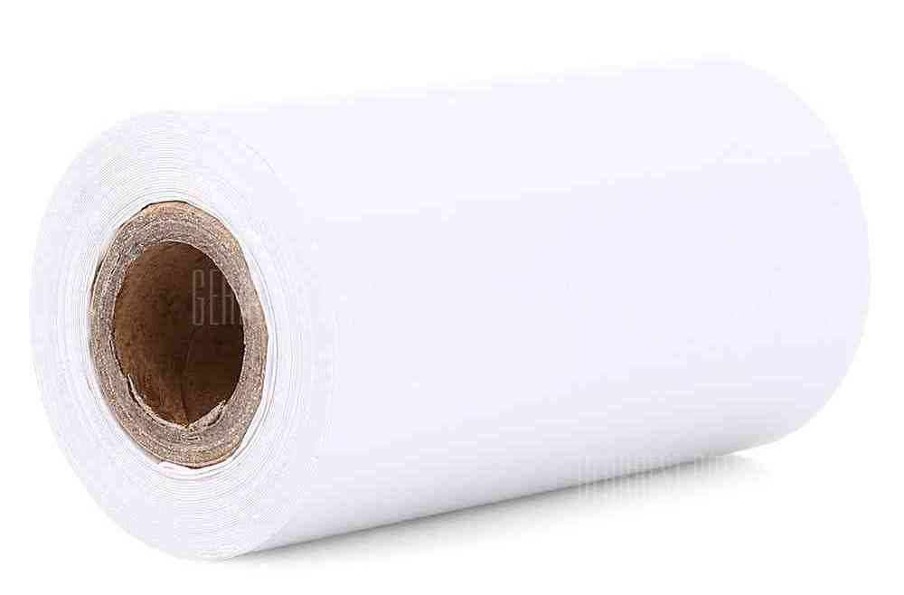 offertehitech-gearbest-2PCS Thermal Printing Paper 80 x 50mm