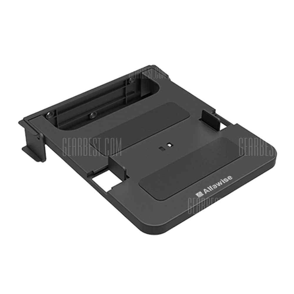 offertehitech-gearbest-Alfawise DY - 1 TV Box Bracket Wall Mounting Holder