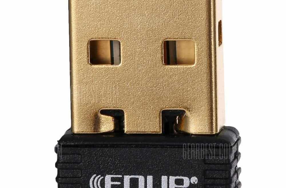 offertehitech-gearbest-EDUP EP - N8553 Mini 2.4GHz Wireless USB Adapter