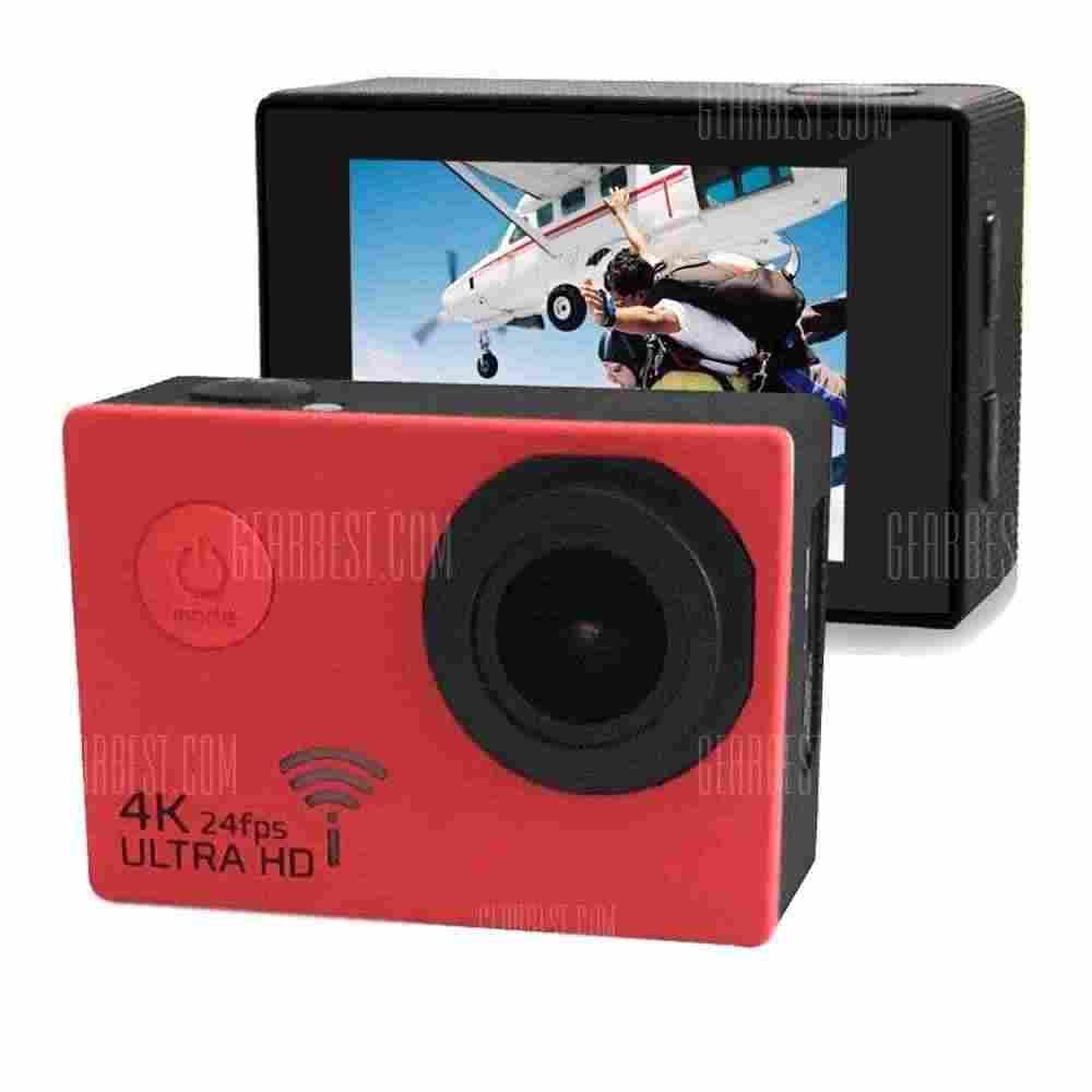 offertehitech-gearbest-FHD 4K 30 Meters Waterprof Mini Action Camera