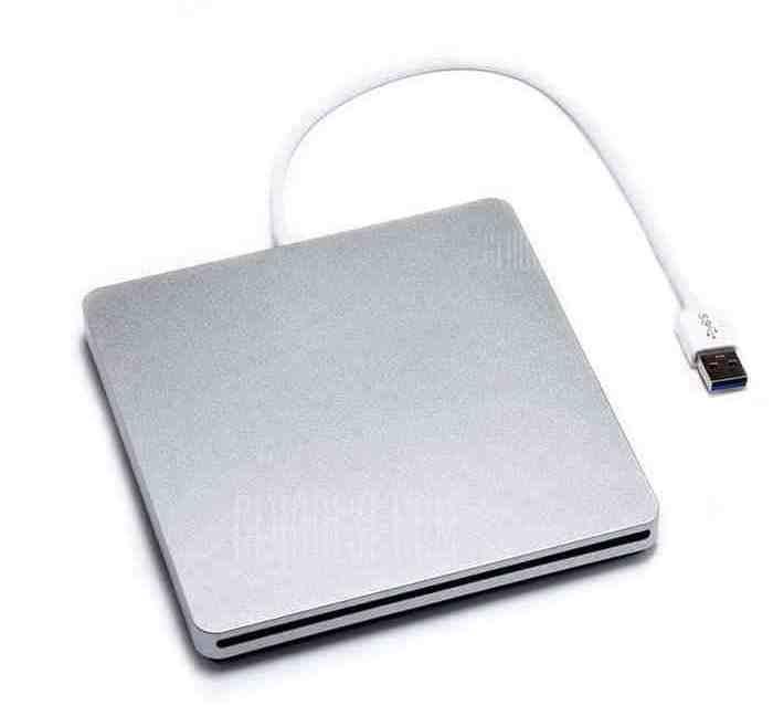 offertehitech-gearbest-PD0008 USB 3.0 Slim Inhaled External DVD Drive