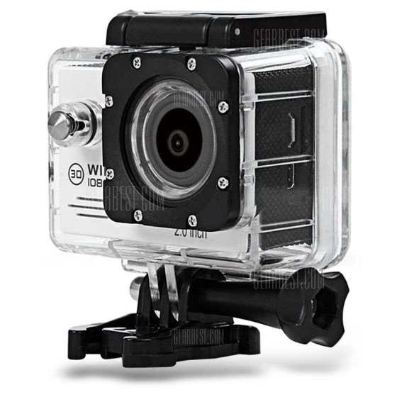 offertehitech-gearbest-SJ7000 Waterproof Sport Video Camcorder
