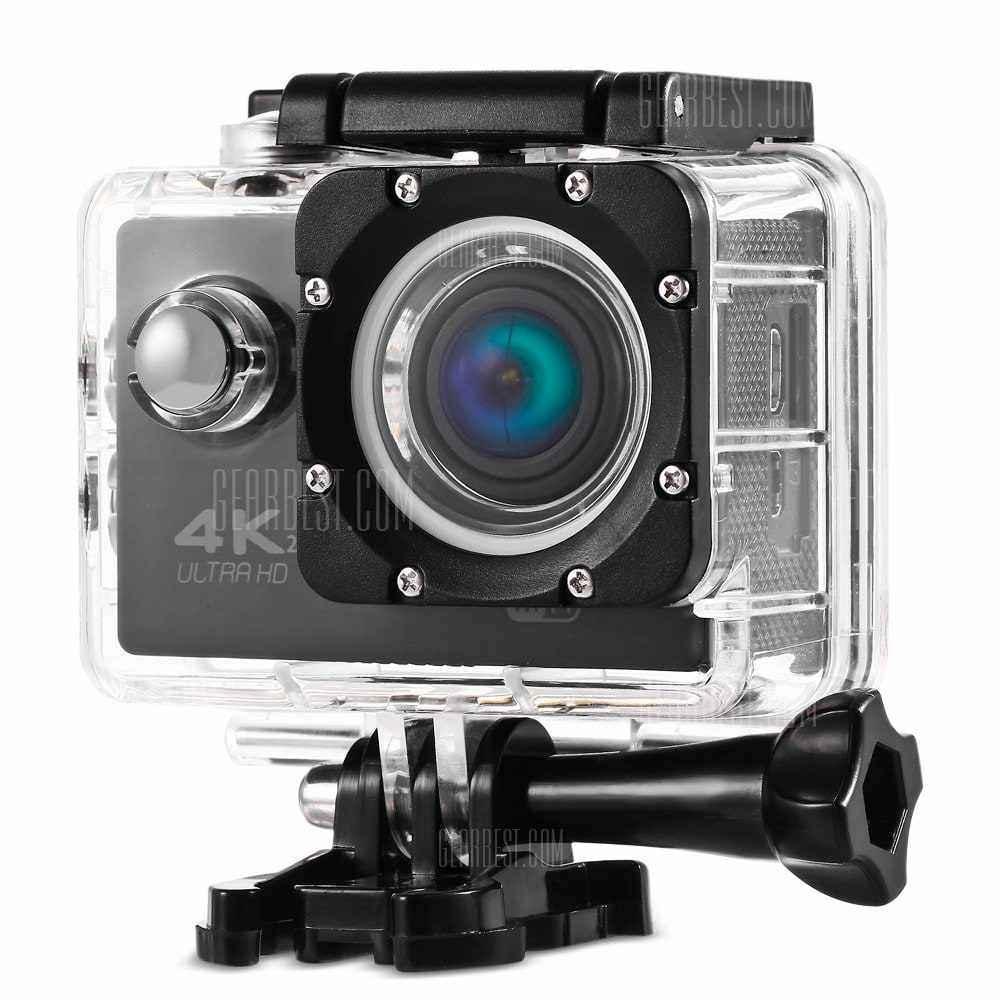 offertehitech-gearbest-V60S 4K UHD WiFi Waterproof Sports Camera