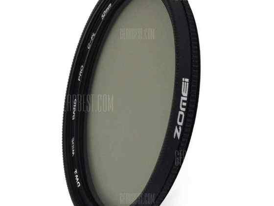 offertehitech-gearbest-Zomei 52mm CPL Circular Polarizer