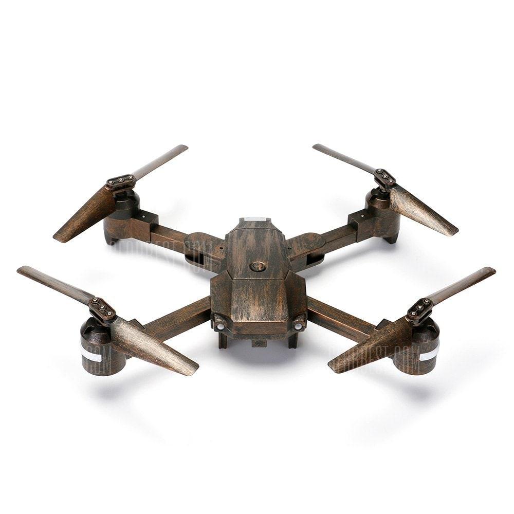 offertehitech-gearbest-ATTOP XT - 1 Foldable RC Drone