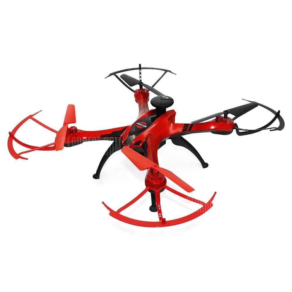 offertehitech-gearbest-FEILUN FX176C1 GPS Brushed RC Drone - RTF