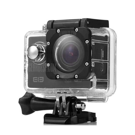 offertehitech-gearbest-Original Elephone ELE Explorer 4K Ultra HD WiFi Action Camera