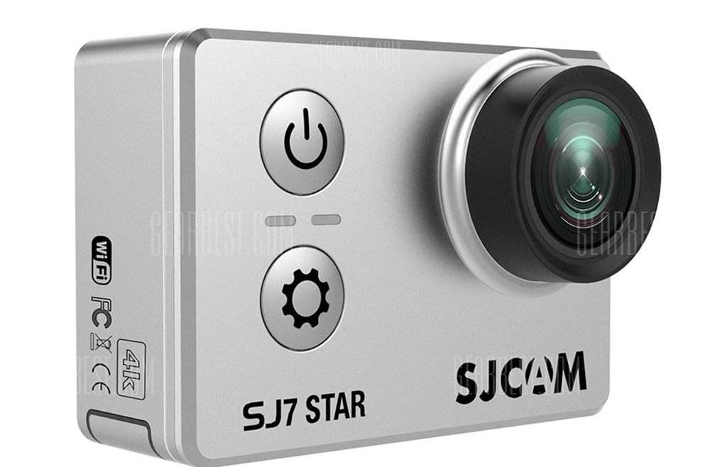 offertehitech-gearbest-Original SJCAM SJ7 STAR WiFi Action Camera 4K