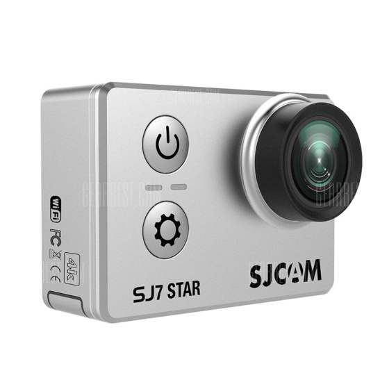 offertehitech-gearbest-Original SJCAM SJ7 STAR WiFi Action Camera 4K