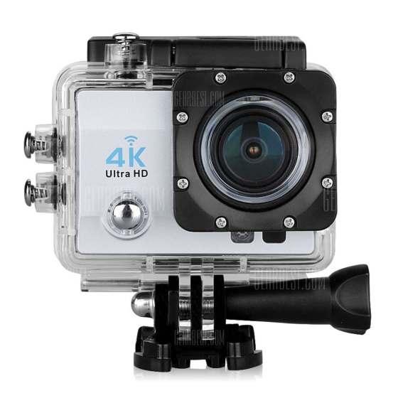 offertehitech-gearbest-Q6 WiFi 4K Ultra HD Action Sport Camera
