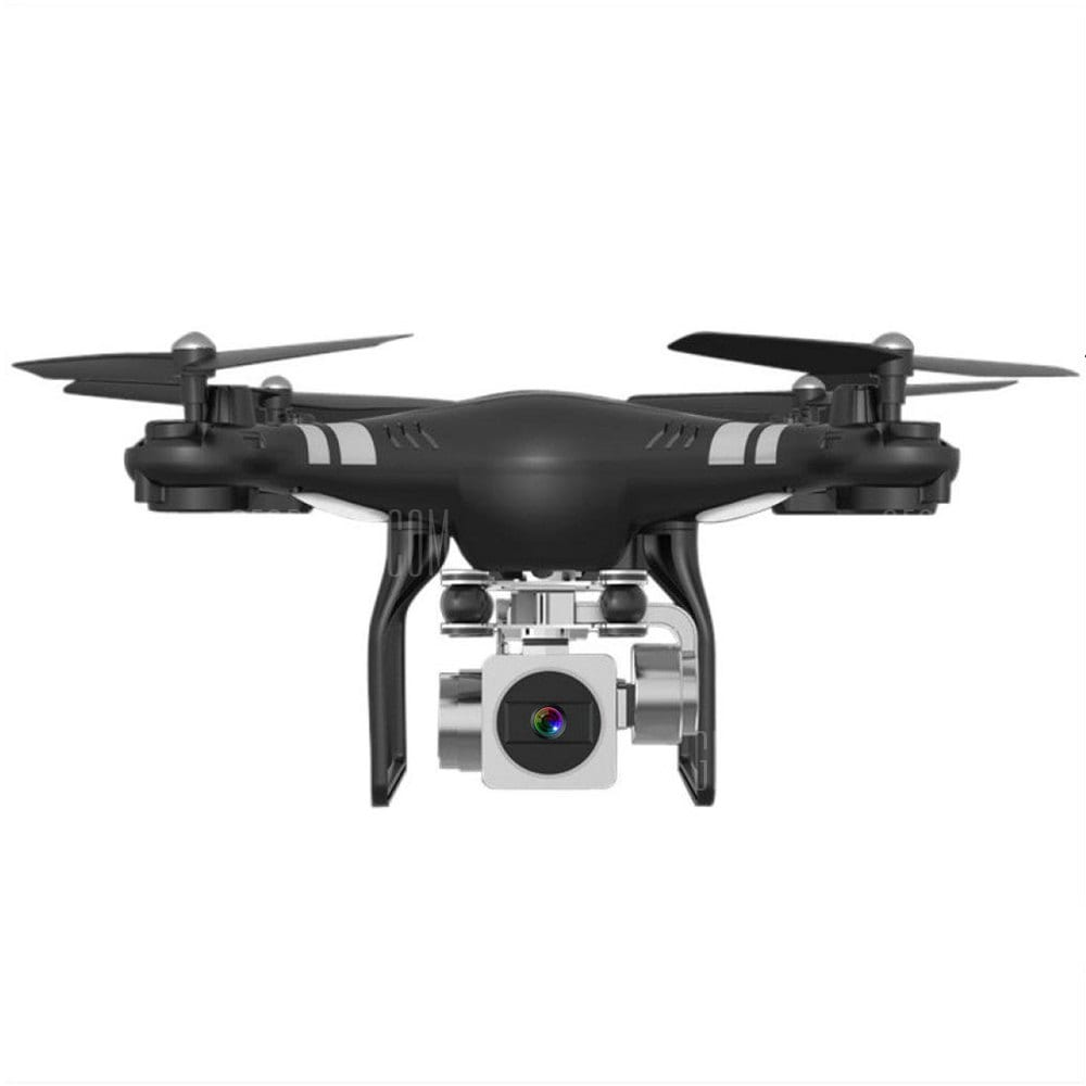 offertehitech-gearbest-RC Drone With 720P HD Camera RC Quadcopter PTZ Control Height Holding  One Key To Auto-Return