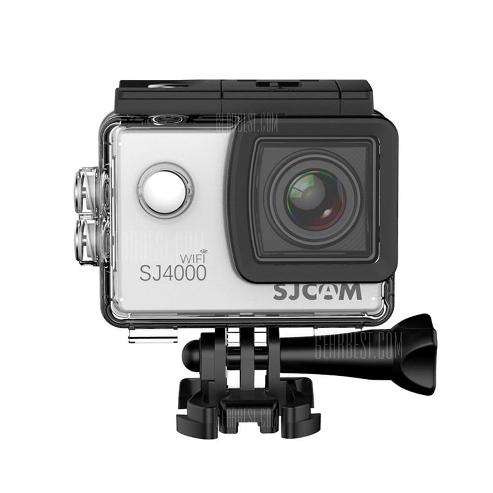 offertehitech-gearbest-SJCAM SJ4000 WiFi 1080P 1.5 inch LCD Action Camera Sport DV