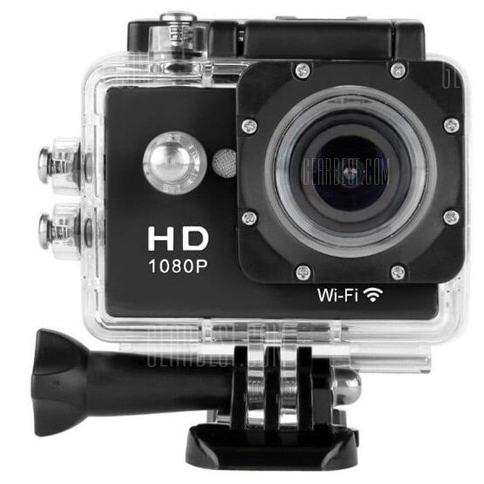 offertehitech-gearbest-Y8 - P 2.0 inch WiFi 1080P Full HD Camera Action