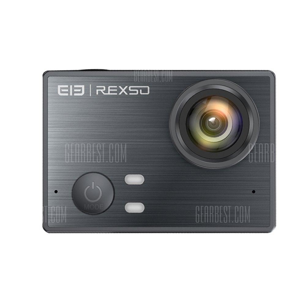 offertehitech-gearbest-Elephone REXSO Explorer K Waterproof 4K Action Camera