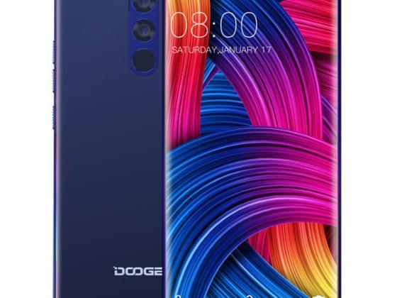 offertehitech-DOOGEE MIX 2 5.99 Pollici Face Unlock 6 GB RAM 128 GB ROM Helio P25 Octa-Core 4G Smartphone