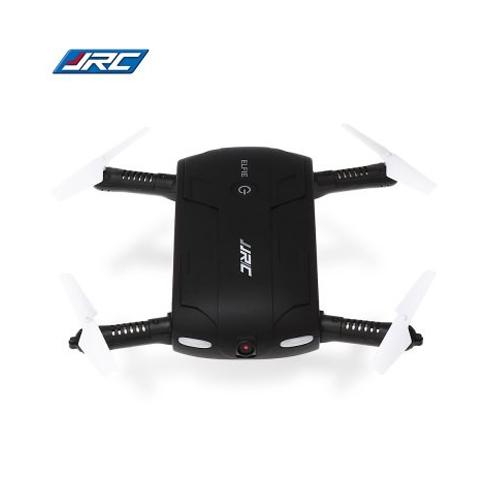offertehitech-JJRC H37 Elfie Foldable Pocket Selfie Drone WIFI FPV Altitude Hold Mode RC Quadcopter - Black