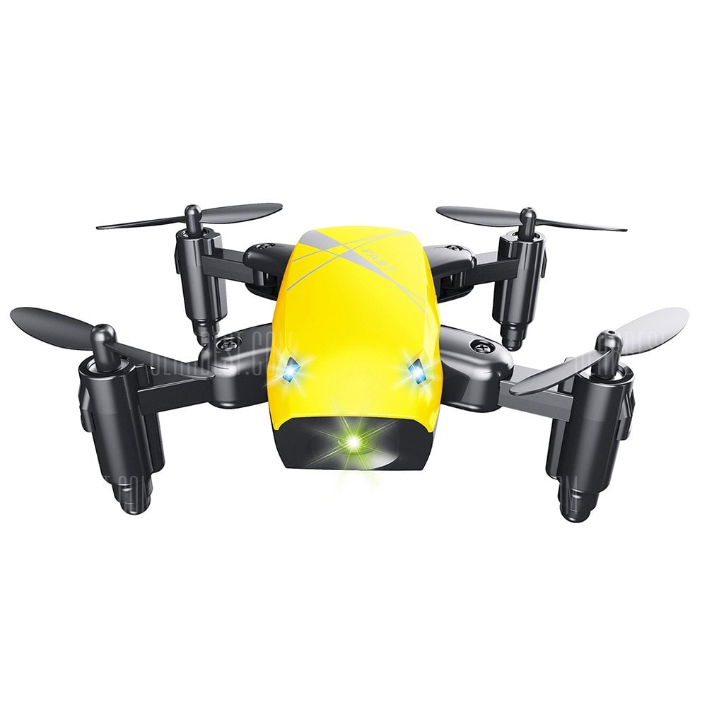 offertehitech-gearbest-S9 Micro Foldable RC Drone - RTF STANDARD VERSION