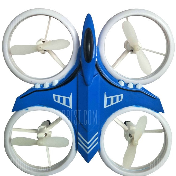 offertehitech-gearbest-Mini Noctilucous Hand RC Drone Height Hold / Headless Mode
