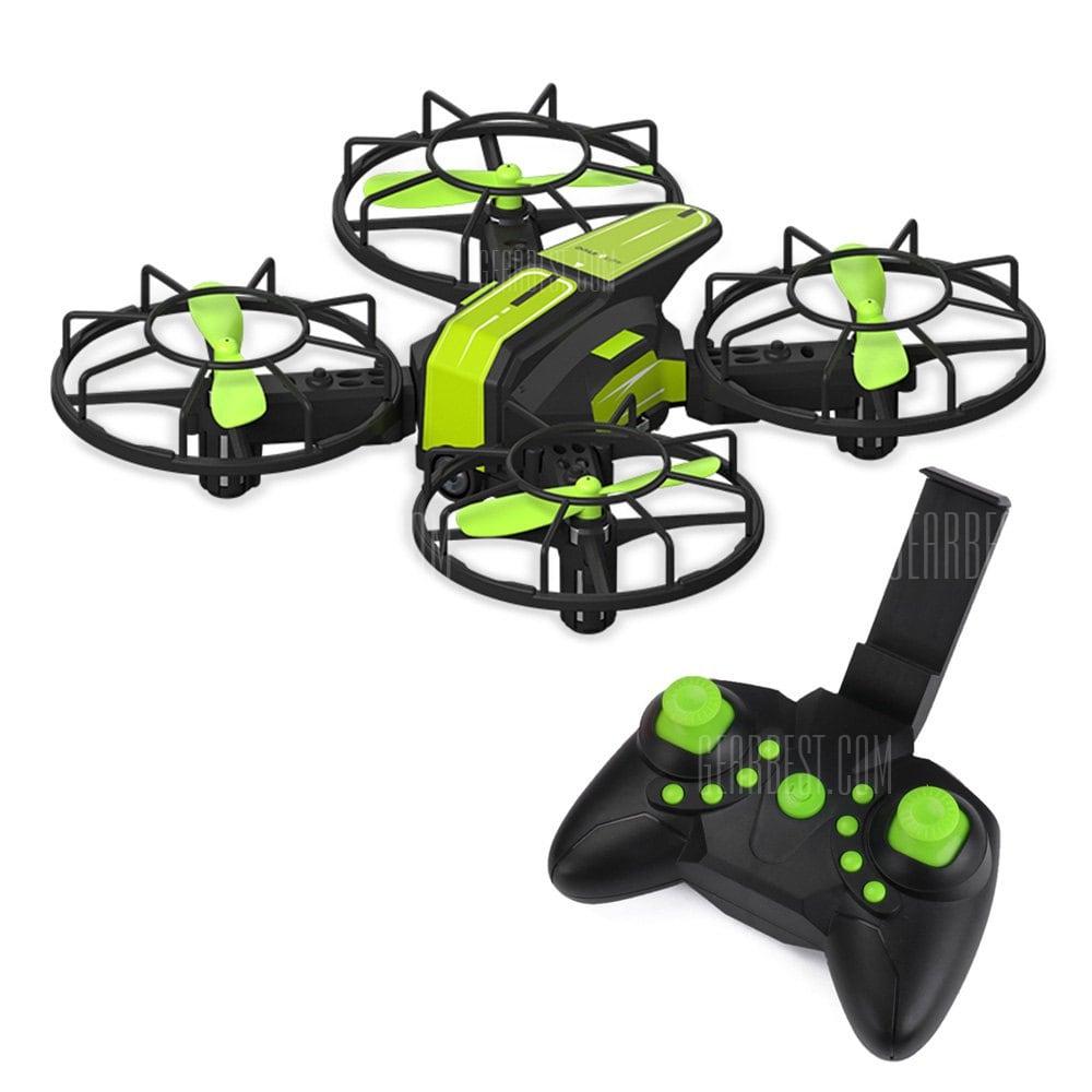 offertehitech-gearbest-X1 Altitude Hold Headless Mode 360-degree Flip FPV RC Drone