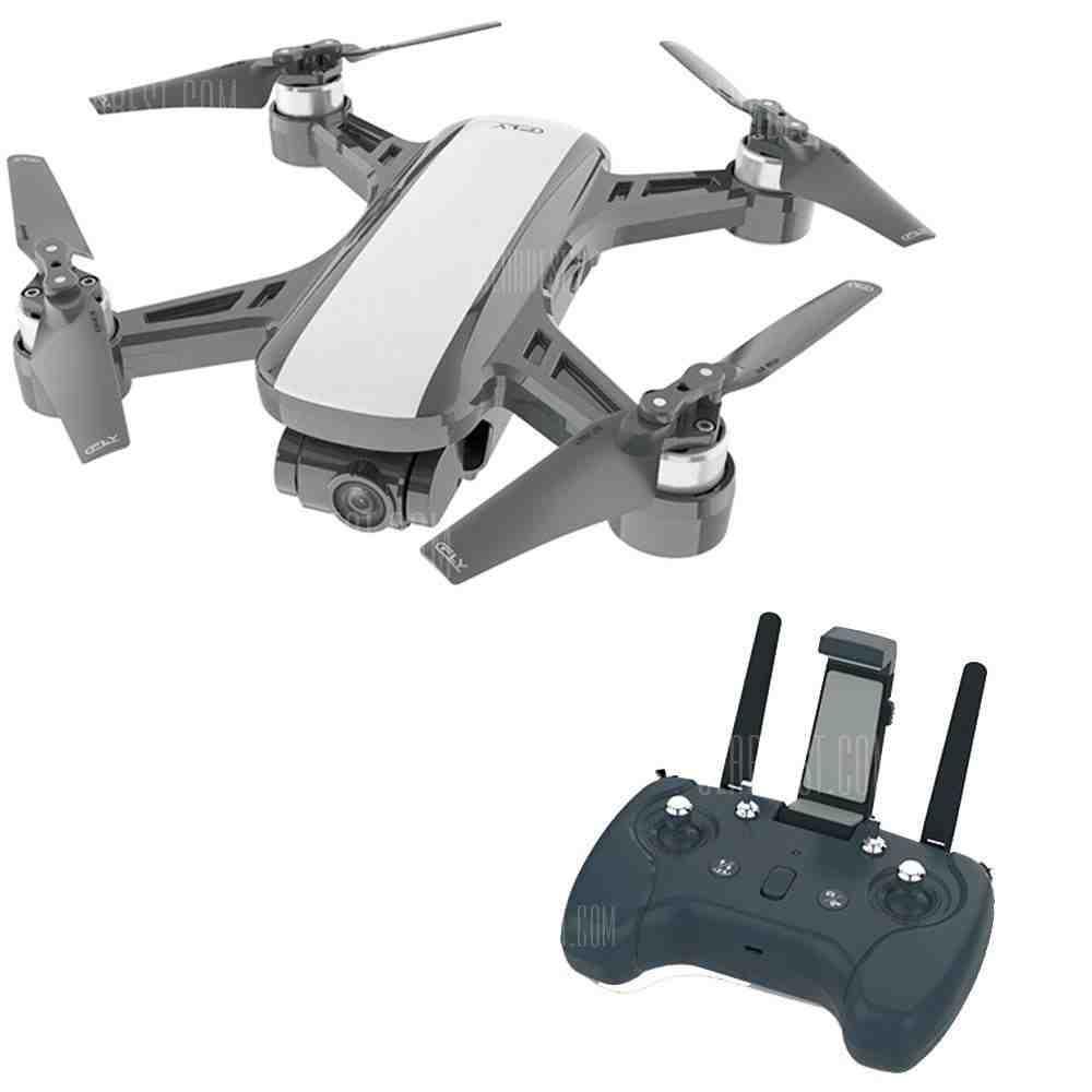 offertehitech-gearbest-DREAM GPS WiFi FPV RC Drone 2-axis Gimbal 1080P HD Camera