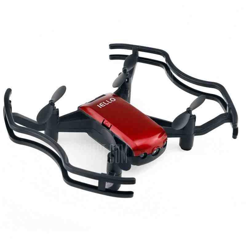 offertehitech-gearbest-F21W WiFi FPV RC Drone Altitude Hold 15 Dance Mode