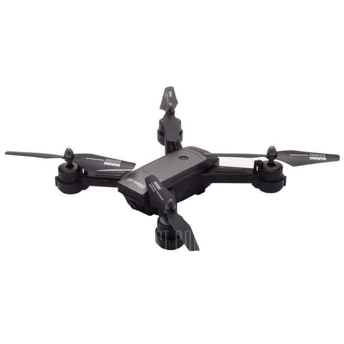 offertehitech-gearbest-LH - X34F WiFi FPV RC Drone Dual HD Camera Optical Flow Altitude Hold