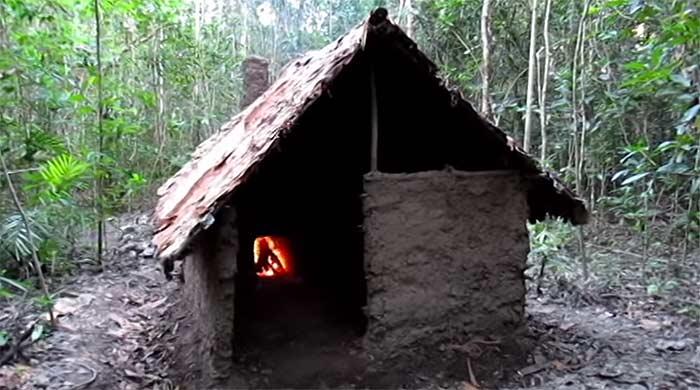 wattle-and-daub-shelter
