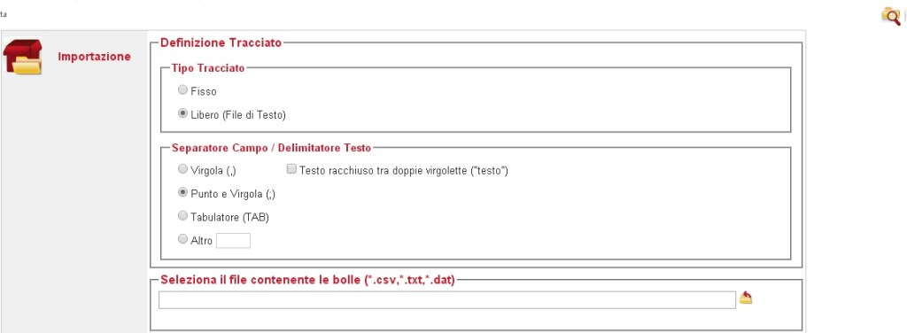 Etichette per Bartolini - 03