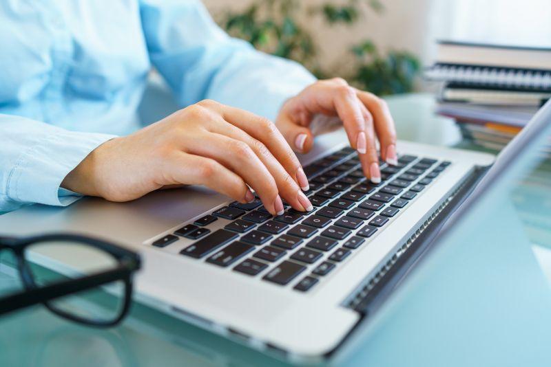 Office Online - tastiera per lavorare