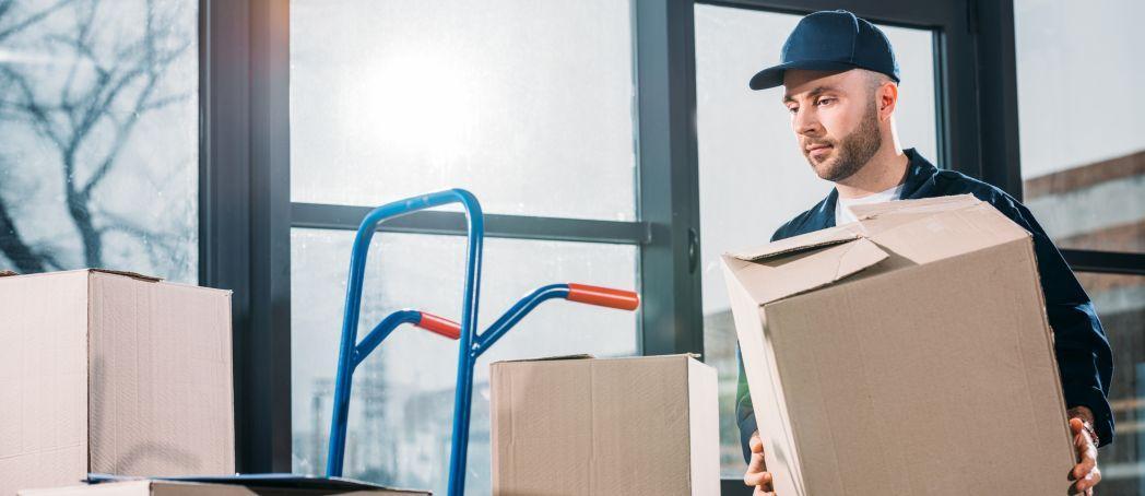 Office online - preparare scatole per spedizione