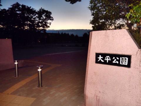 埼玉県さいたま市の大平公園