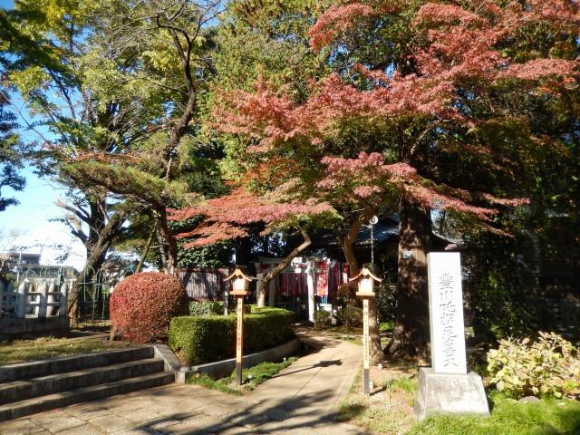 板橋区の観光スポット「松月院」②