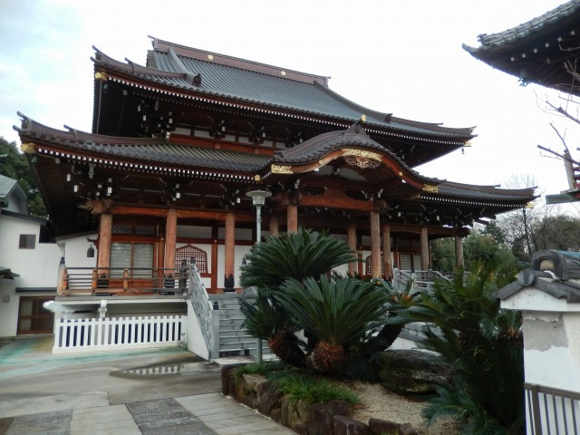 埼玉県富士見市の大應寺①